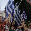 Greek government on course to win landslide victory in historic referendum