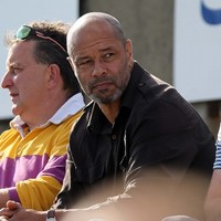 There was an Irish legend at the All-Ireland qualifier at Wexford Park yesterday