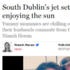 Here's why everyone's talking about the Sindo, Niamh Horan and yummy mummies today