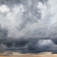 Met Éireann issues rainfall warning for the entire country ... as the thunder rolls