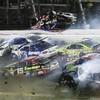 Somehow, nobody was seriously hurt following this horror crash at Daytona