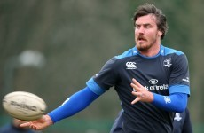 Leinster lock Douglas back into World Cup contention with the Wallabies