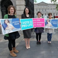 Pro-life campaigners are not happy that an abortion pill drone is coming to Ireland