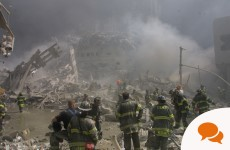 'Everything was pulverised': A New York firefighter reflects ten years on