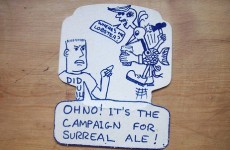 Beermat Botticellis wanted for coaster art show