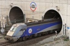 A migrant has died trying to reach Britain through the Channel Tunnel