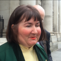 Woman who challenged referendum landed with huge bill for court costs