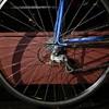Man shot, gunman escapes on bicycle