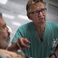 """""""An onslaught, not a conflict"""": One year on, Dr Mads Gilbert on operating under siege in Gaza"""