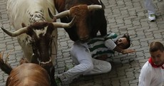 Three people gored in Spain's 'Running of the Bulls' festival