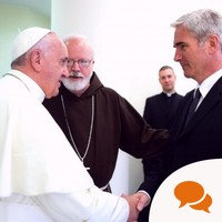 A year after my historic meeting with Pope Francis, progress in Rome has been achingly slow