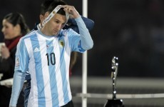 Father defends Lionel Messi following Argentina backlash