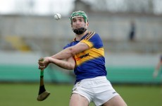 3 months after a cancer operation, Tipperary's Noel McGrath returns to action
