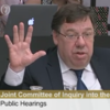 Brian Cowen played golf with Seán FitzPatrick but they never discussed Anglo