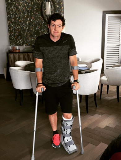What exactly is Rory McIlroy's injury - and how is it going to affect his golf game?