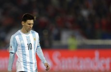 Argentina frets over Lionel Messi's future