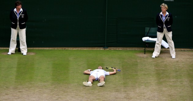Federer and Murray continue Wimbledon collision course as Gasquet grinds his way into semi