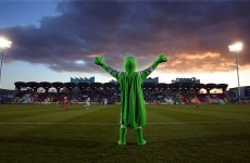 Home, sweet home: Rovers to play Europa League in Tallaght