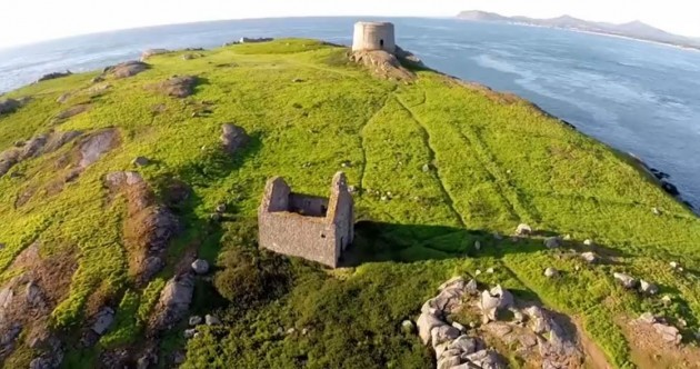 Watch: The Dublin coast looks stunning in this sundrenched drone footage