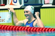 A great week just got even better for Ireland's Fiona Doyle
