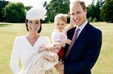 Princess Charlotte's official christening shots have been released