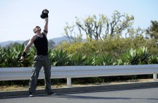 Try this six-exercise kettlebell routine for immediate results