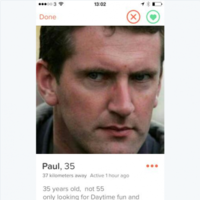 Here's what Aodhán Ó Ríordáin had to say about the man pretending to be him on Tinder