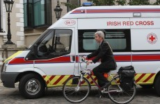Presenting... the ambulance on a bike