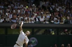 Flawless Federer sweeps past Murray into final clash with Djokovic