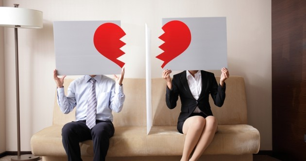 More Irish couples are getting divorced than ever