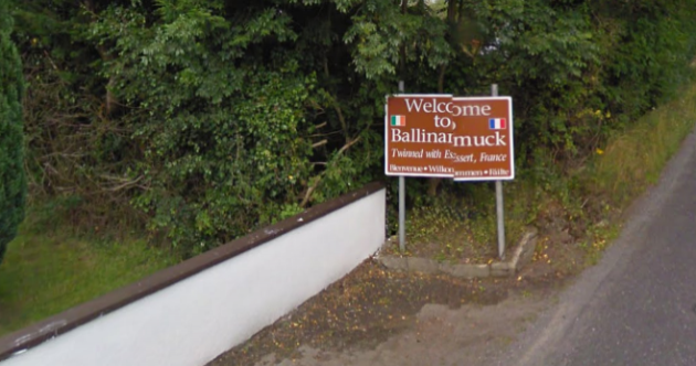 A French town just named a street 'Rue de Ballinamuck' in honour of Longford