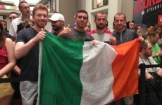 A letter from Las Vegas: 'Isn't Ireland a small country? How can there be so many of you?'