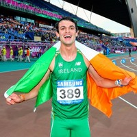 'Words cannot describe this feeling': Ireland's Thomas Barr reflects on his gold medal success