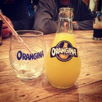 A highly scientific study* into the effectiveness of Orangina as a hangover cure