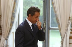 Police raid Sarkozy's party headquarters