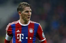 Bayern Munich confirm they've agreed to sell Bastian Schweinsteiger to Manchester United