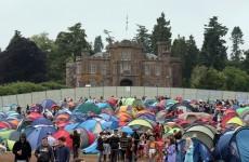 Man found dead in campsite at T in the Park festival