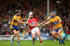 Powerful Cork finish sees off Clare in Thurles hurling qualifier showdown