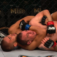 Neil Seery loses out at UFC 189 despite a brave performance against Louis Smolka