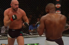 Cathal Pendred has been given his first taste of defeat in the UFC