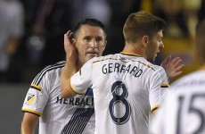 Unbelievable first touch allows Robbie Keane to score the simplest of goals