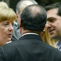 Merkel turns the screw as Greece faces intense pressure to accept tough reforms and austerity measures