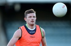 Mayo's Pearce Hanley scores on landmark AFL appearance