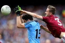 As it happened: Dublin v Westmeath, Leinster football final
