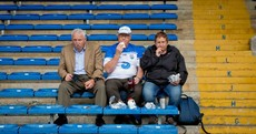 The pre-match meal is a key part of any big game prep, as these Waterford fans know