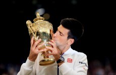 Ruthless Djokovic overpowers Federer to defend Wimbledon title