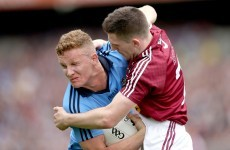 'The boys relish this challenge' - Westmeath's blanket was no bother to the Dubs