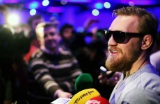 McGregor to lead team Europe against Urijah Faber on new season of The Ultimate Fighter