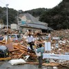 Gallery: Japan's tsunami repairs, six months on