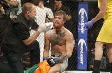 Conor McGregor made more than €45,000 per minute on Saturday night